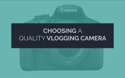 Good quality vlogging camera