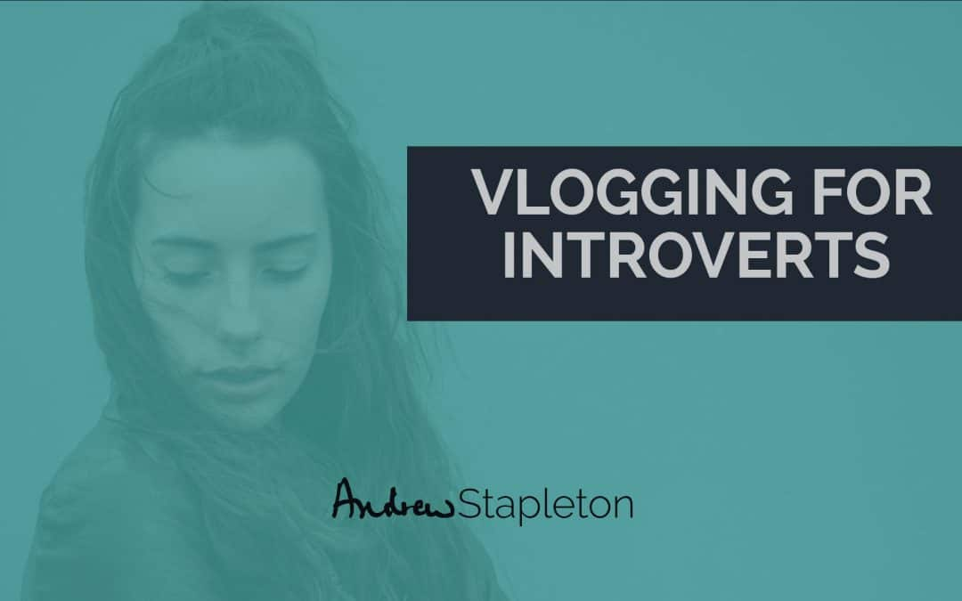 vlogging for introverts - header